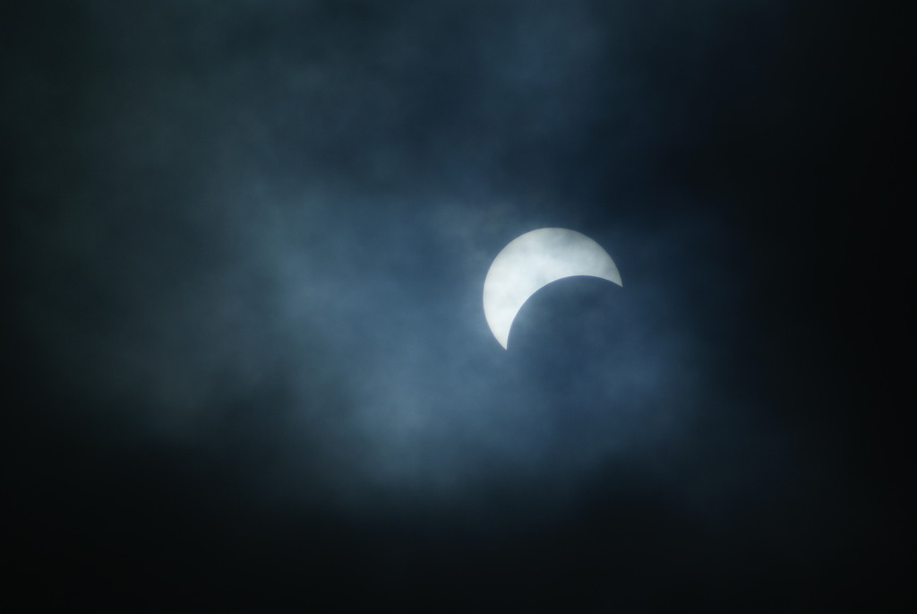 solar eclipse 09'