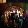 祭りの入り口