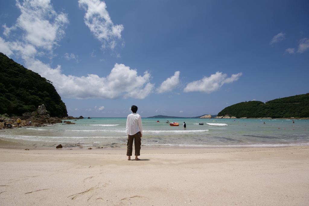 日本一美しい砂浜 高浜ビーチ