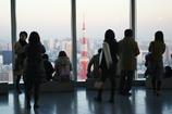 white tokyo tower