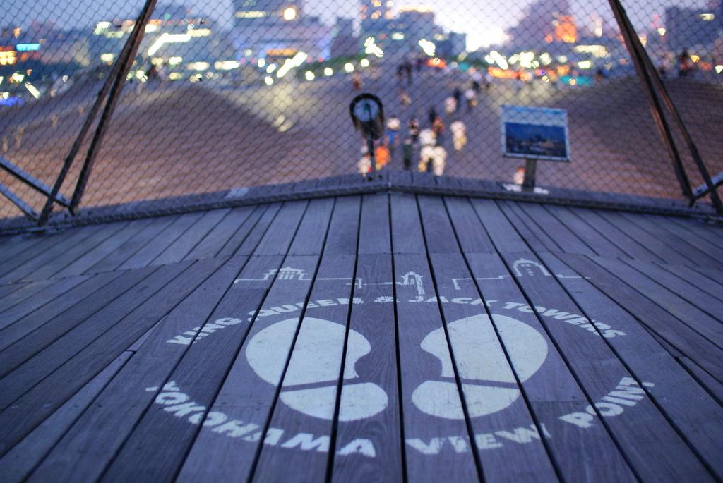 横浜大桟橋ViewPoint