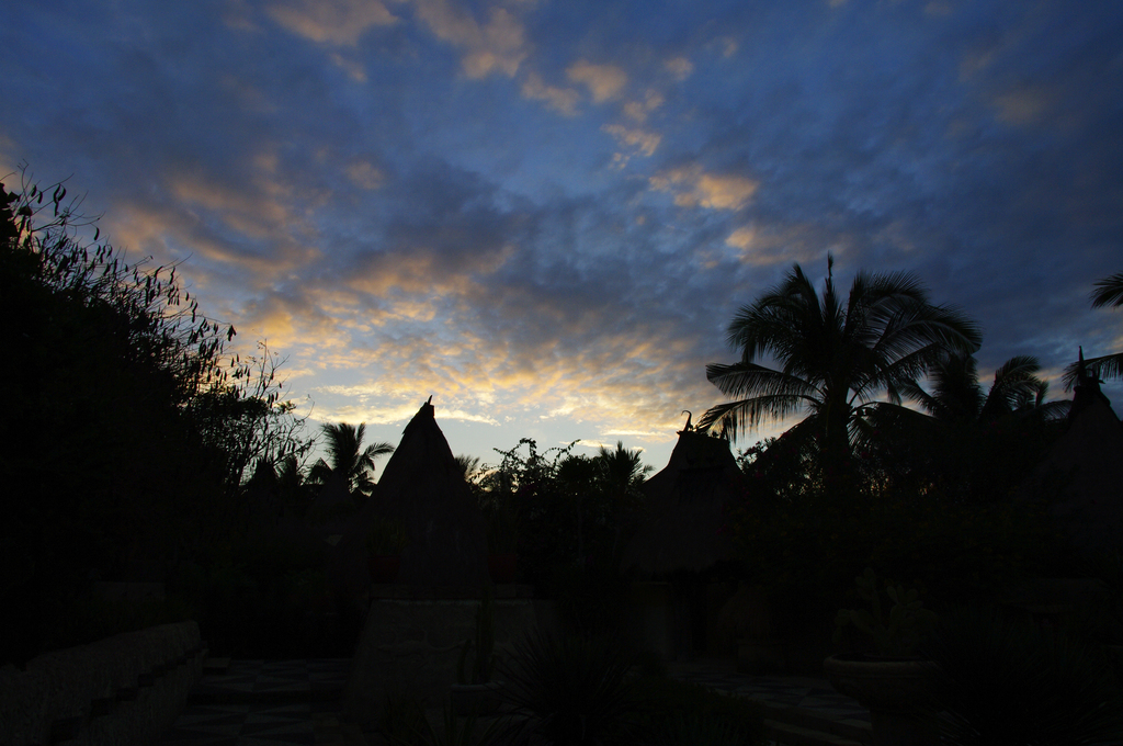 Daybreak of Lombok