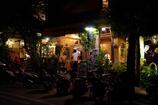 Kafe di malam hari