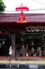 Buddha di atap