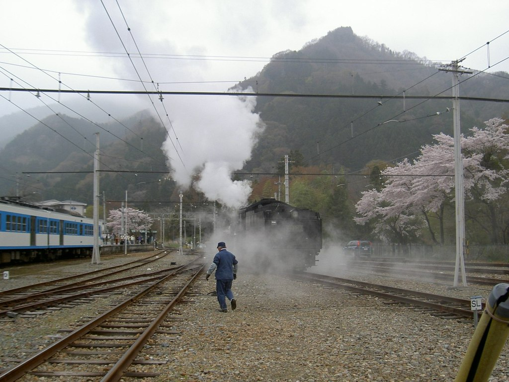 のどかな終着駅