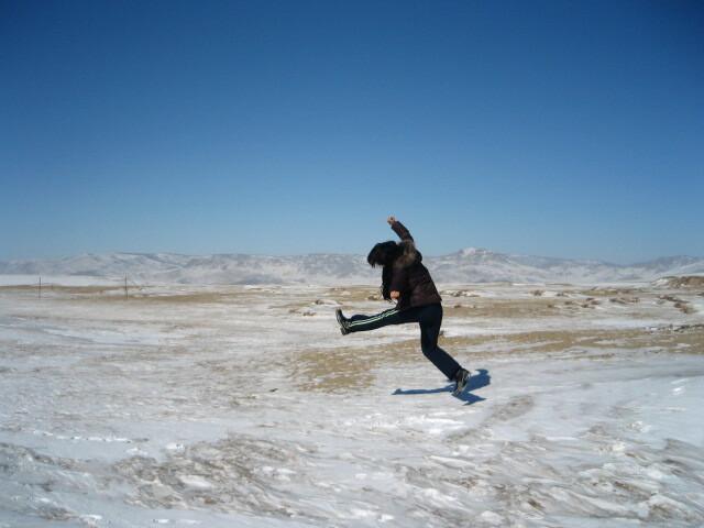 mongol de jump