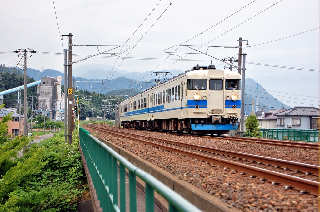 北陸本線 普通列車