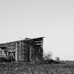 CANON Canon EOS Kiss X2で撮影した建物(もう誰もこない・・・・)の写真(画像)