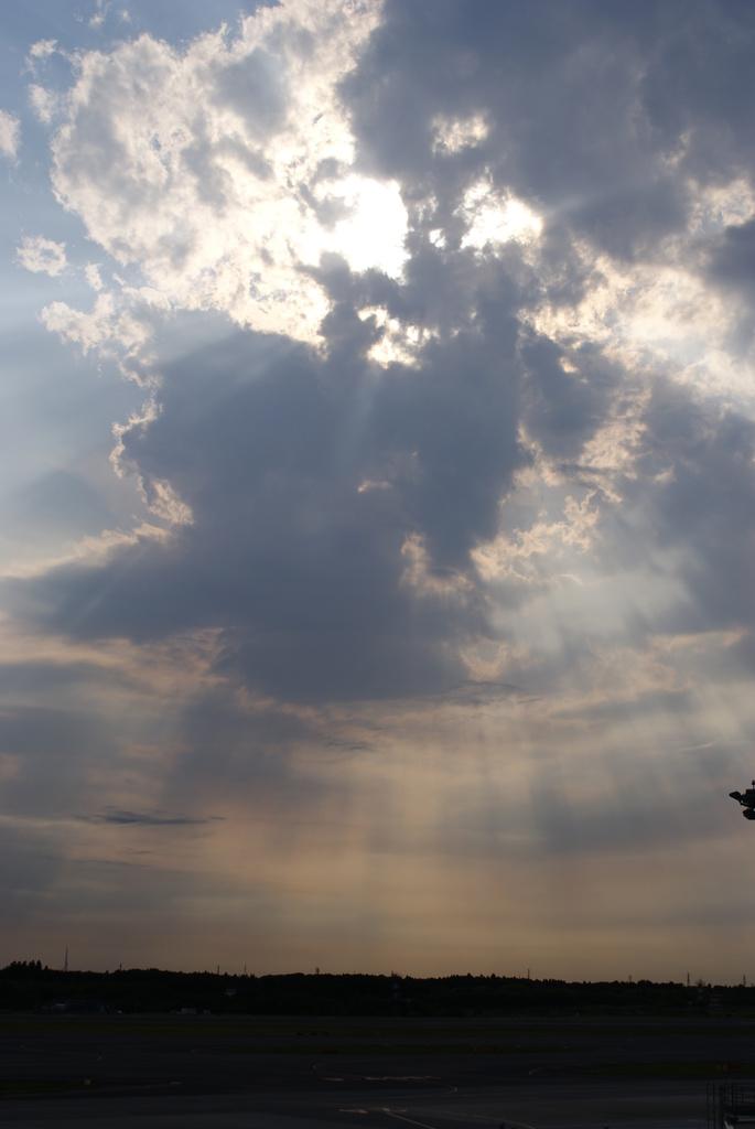 成田空港の空