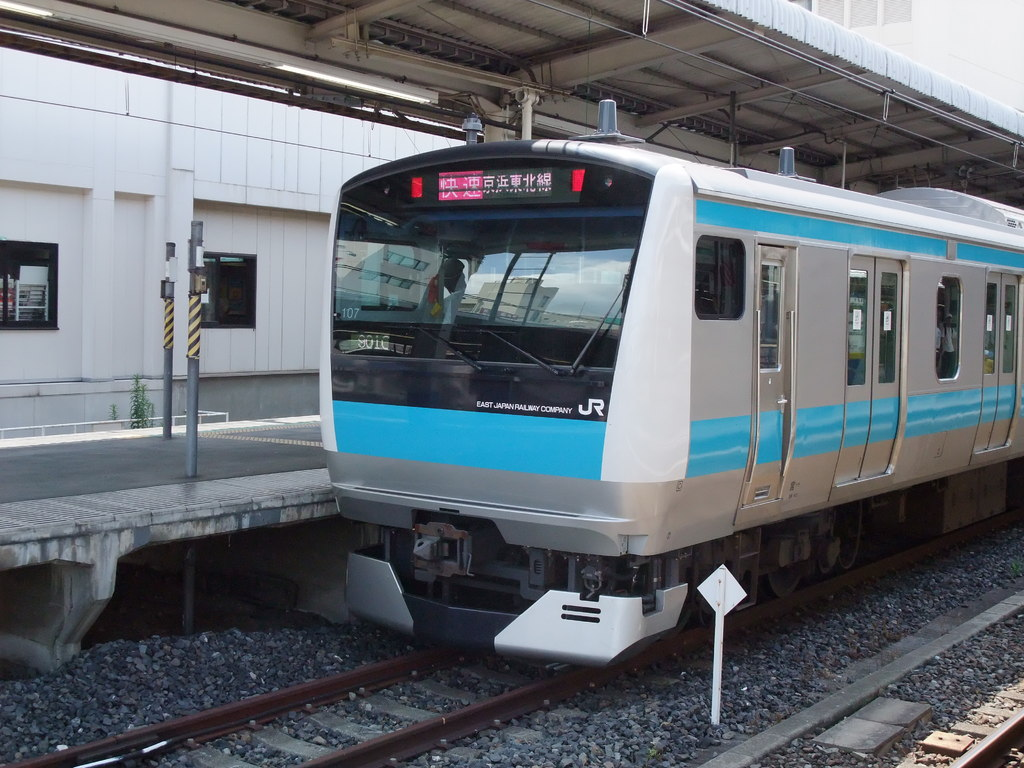 E233系1000番台(大宮)