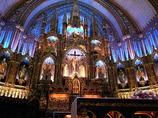 モントリオール・ノートルダム聖堂