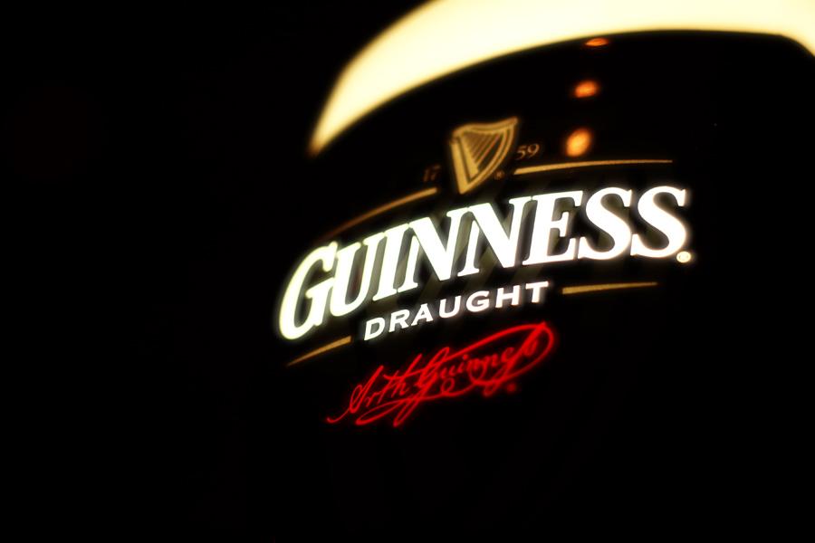 黒い黒ビール