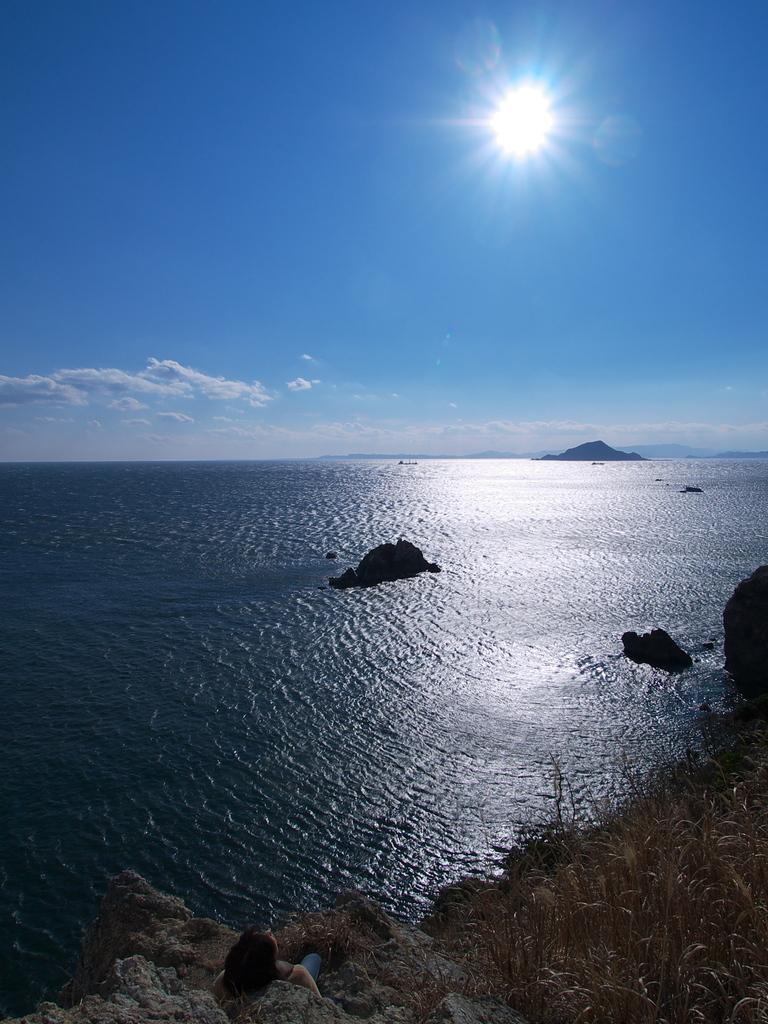 ♪海は広いなぁ~