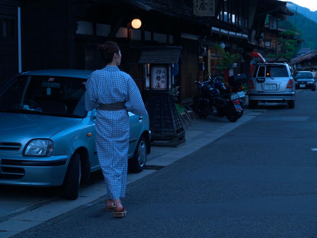 ぶらり奈良井宿