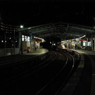 PENTAX PENTAX K10Dで撮影した風景(駅)の写真(画像)