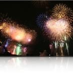 CANON Canon EOS 30Dで撮影した風景(花火)の写真(画像)