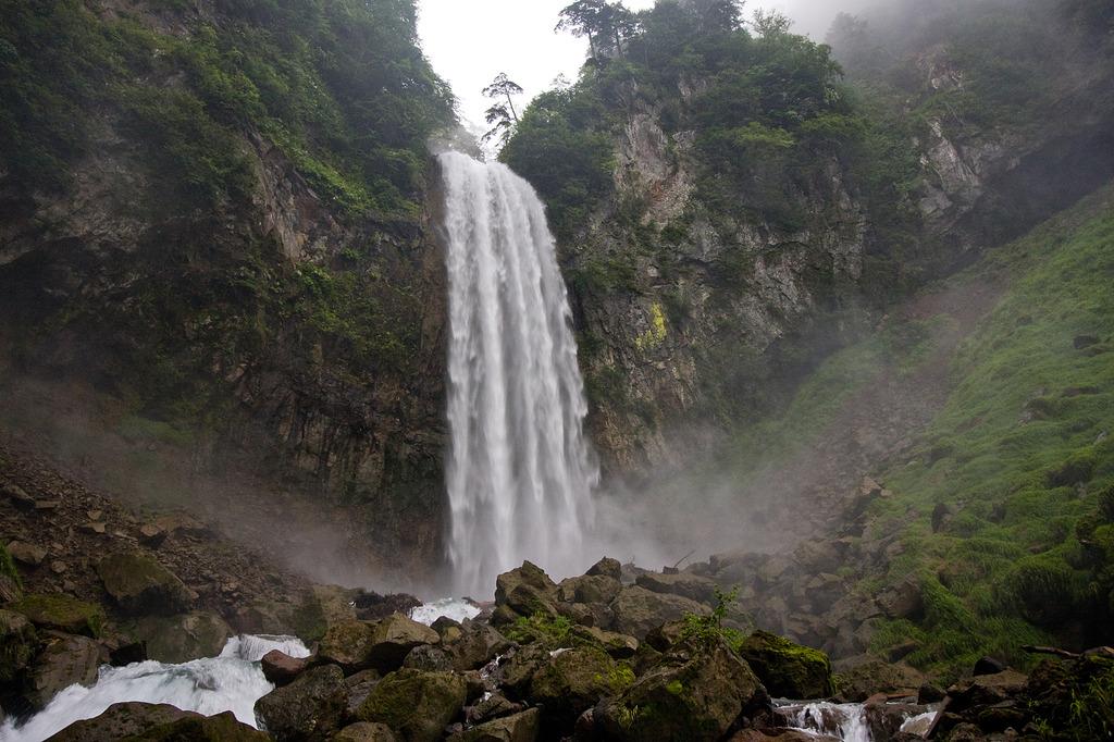 平湯大滝2