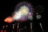 諏訪湖花火大会2008