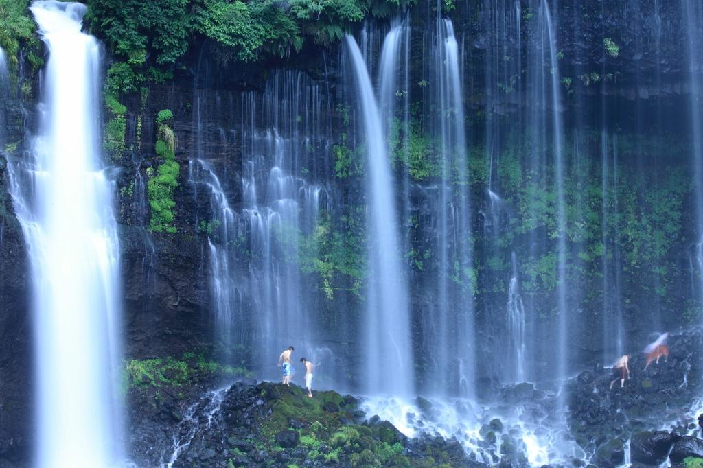 白糸の滝(3)