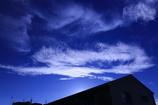 面白い雲の形