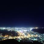CANON Canon EOS 5D Mark IIで撮影した風景(函館山からの夜景2)の写真(画像)