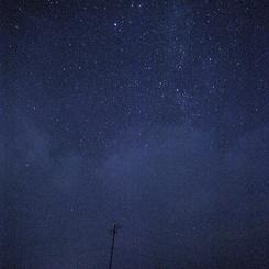 CANON Canon EOS 5Dで撮影した風景(静寂の闇の中で)の写真(画像)