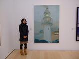 油絵とその作者@横須賀美術館公募展