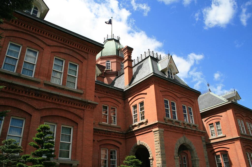 旧北海道会議議事堂