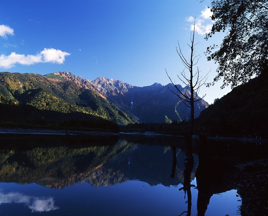 上高地・大正池