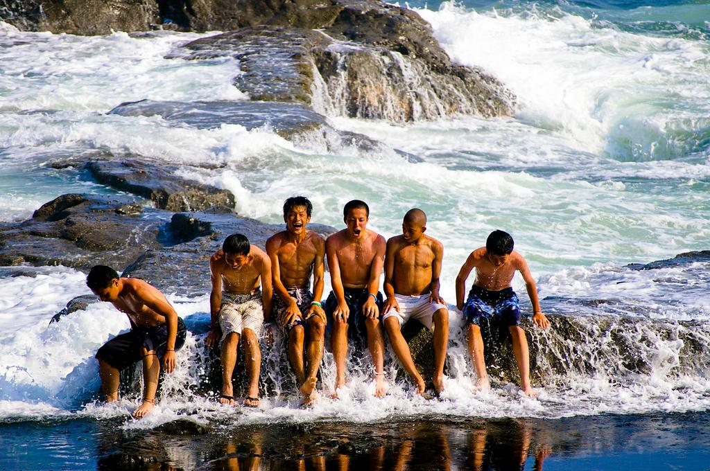 夏の江ノ島