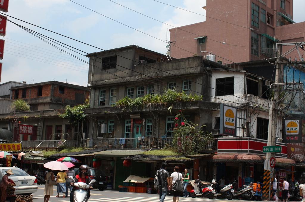 台湾の街角⑤