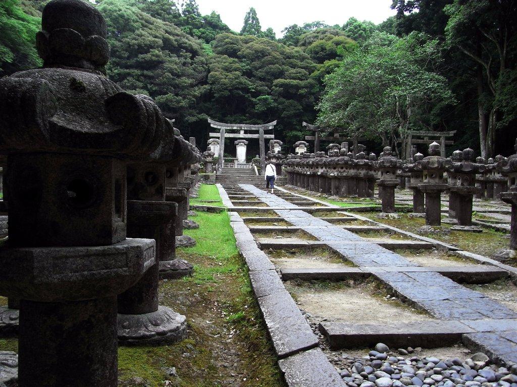 毛利家の墓