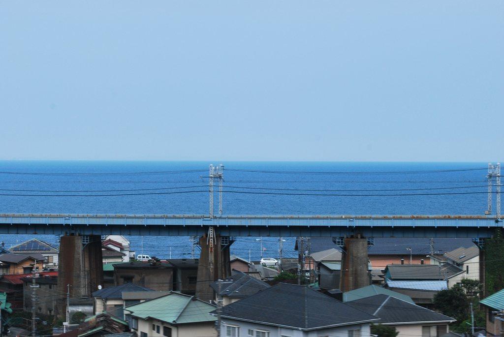 新幹線の車窓から2