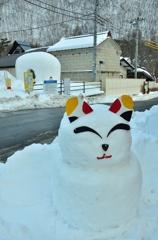 冬の湯西川温泉③かまくら祭りへようこそ!!