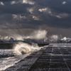 冬の嵐 5