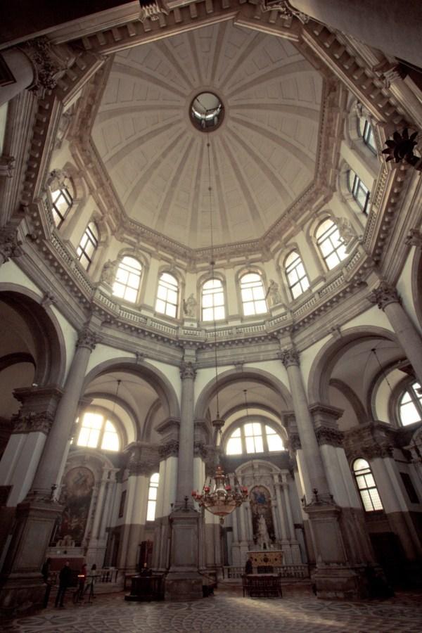 ヴェネティア サルーテ聖堂