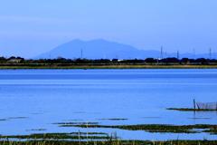 ある秋の日 印旛沼 1