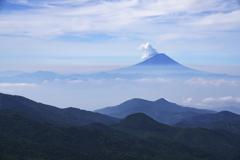 富士山やばっ!