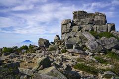 神秘の巨岩