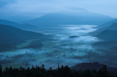 霧を纏いて