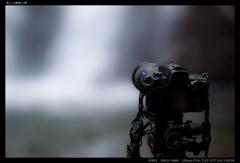 滝人の機械の眼