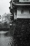 千代田城雪景・辰巳櫓と富士見櫓
