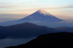 2012年初富士