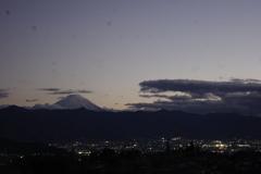 Fujiと街