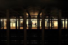 Spring St. station