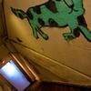 猫のいる階段