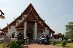 Wihan Phra Mongkhon Bophit(2)