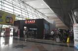 KLセントラル駅の中国鉄路