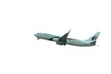 KLIAから飛立つ737-800