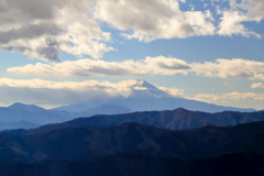 Mt.Fuji from the Odakesan